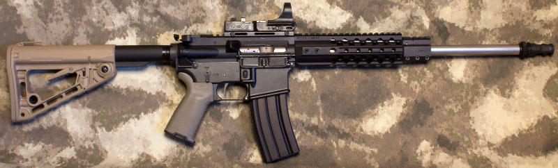 300 AAC BLACKOUT AR-15