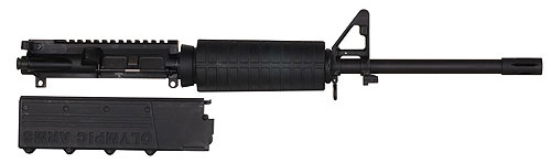 OLYMPIC ARMS 45 CALIBER AR15 UPPER RECEIVER