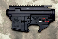 SPIKES TACTICAL ST1 STRIPPED LOWER RECEIVER