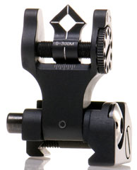 Troy BattleSight Rear Di-Optic Aperture (DOA) Folding