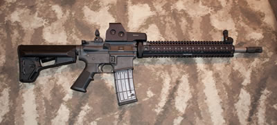 Colt Sporter AR-15 Tactical Upgrade