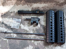Adams Arms Gas Piston Retrofit System