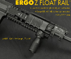 Ergo Z Float Rail