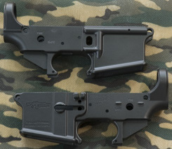 CMMG stripped lower receiver