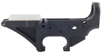 DPMS AR-15 Single Shot Stripped Lower Receiver