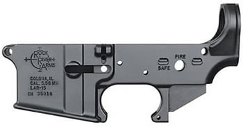 RRA LAR-15  Stripped Lower