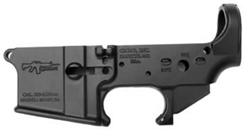 CMMG MOD4SA Stripped Lower