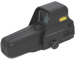 EOTech HOLOgraphic Weapon Sight 557 AR223