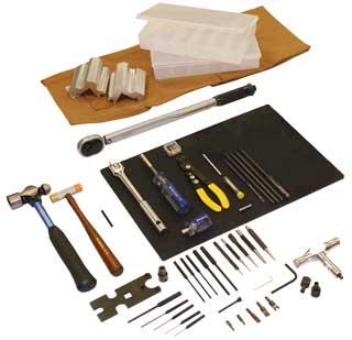 Click to learn more about the AR15/M16 Armorers Tool Kit